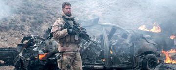 Operation: 12 Strong mit Chris Hemsworth