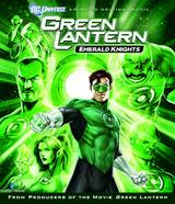 Green Lantern: Emerald Knights - Poster