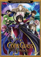 Code Geass: Lelouch of the Rebellion - Poster