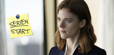 The Good Fight, Staffel 1 mit Rose Leslie