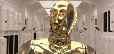 Anthony Daniels ist C-3PO