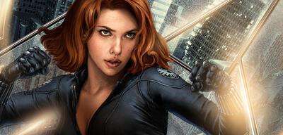 Marvel's The Avengers mit Scarlett Johansson
