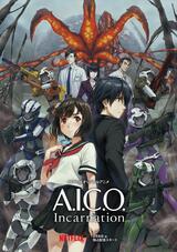 A.I.C.O. Incarnation - Poster