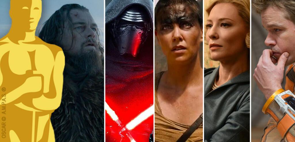Oscar-Nominierungen 2016