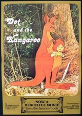 Dot und das Känguruh - Poster
