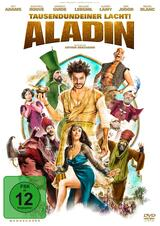 Aladin - Tausendundeiner lacht! - Poster