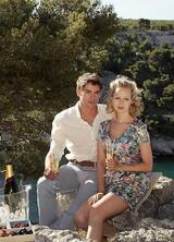 Kreuzfahrt ins Glück: Hochzeitsreise in die Provence - Poster