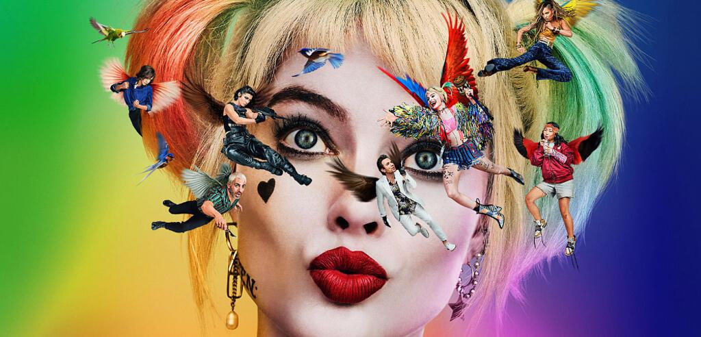 Harley Quinn und ihre neuen Freunde