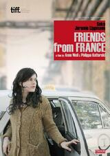 Friends from France - Poster