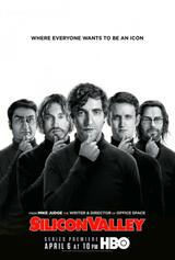 Silicon Valley - Staffel 1 - Poster