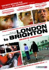 London to Brighton - Poster