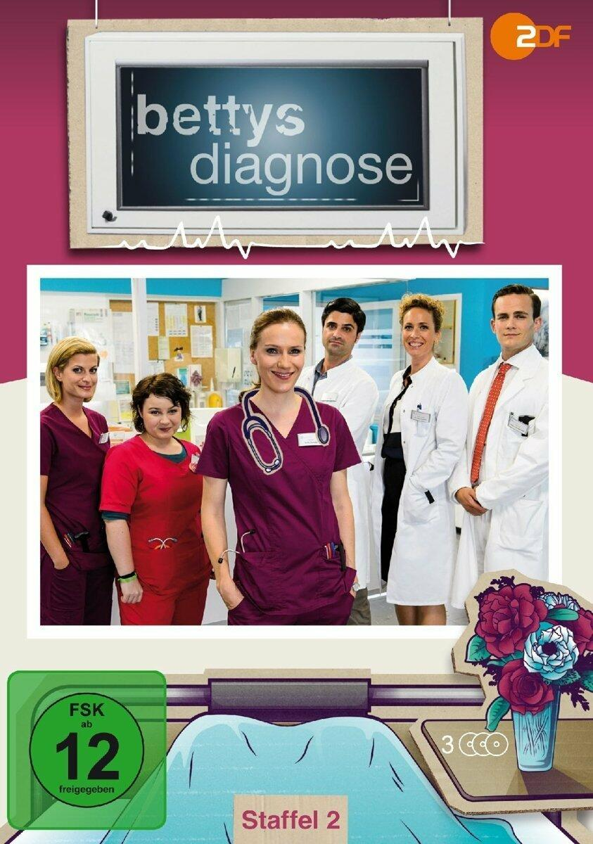 Bettys diagnose serie 2015 2018 for Bettys diagnose