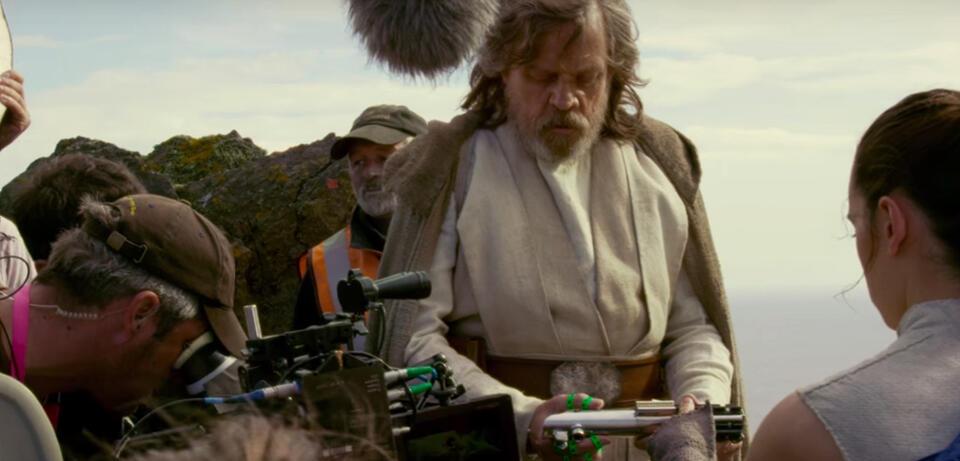 Star Wars 8: Die letzten Jedi - Bild 1 von 10