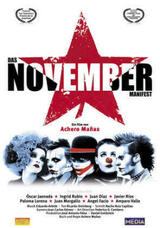 Das Novembermanifest - Poster