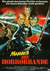 Maniacs - Die Horrorbande