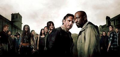 Wer hat das Finale der sechsten Staffel von The Walking Dead überlebt?