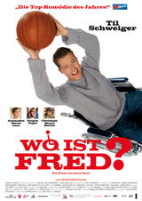 Wo ist Fred? - Poster