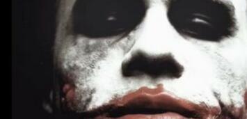 Bild zu:  Heath Ledger als Joker in The Dark Knight