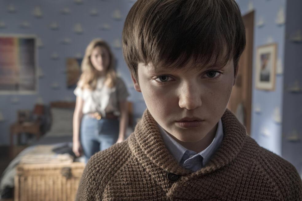 Spuk in Bly Manor, Spuk in Bly Manor - Staffel 1 mit Benjamin Evan Ainsworth