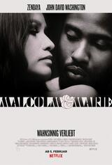 Malcolm & Marie - Poster