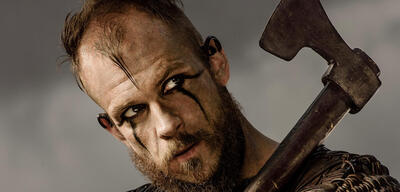 Vikings:Gustaf Skarsgård alsFloki