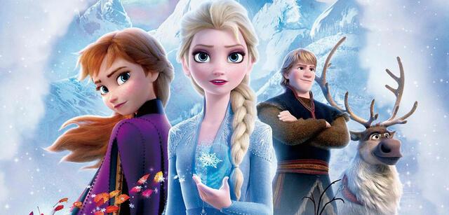 Eiskönigin 2 Bei Disney Plus