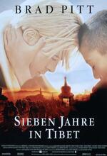 Sieben Jahre in Tibet Poster
