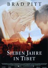Sieben Jahre in Tibet - Poster