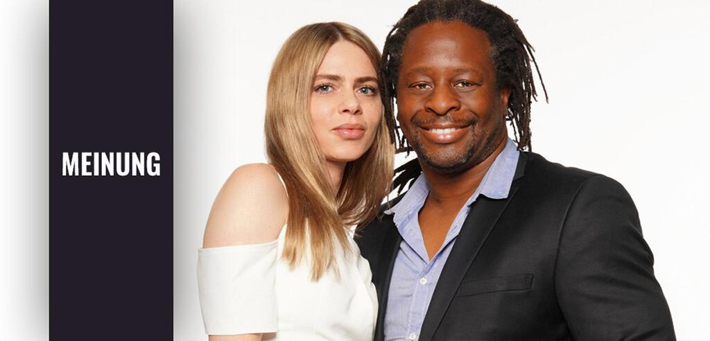 Kennt man immerhin:Mola Adebisi und Adelina Zilai ziehen ins Sommerhaus der Stars 2021