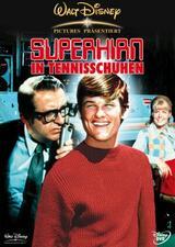 Superhirn in Tennisschuhen - Poster
