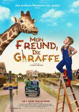 Mein Freund, die Giraffe - Poster