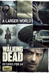 The Walking Dead - Staffel 6 - Poster