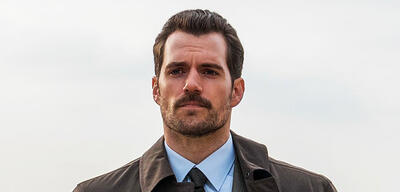 Henry Cavill in Mission: Impossble 6