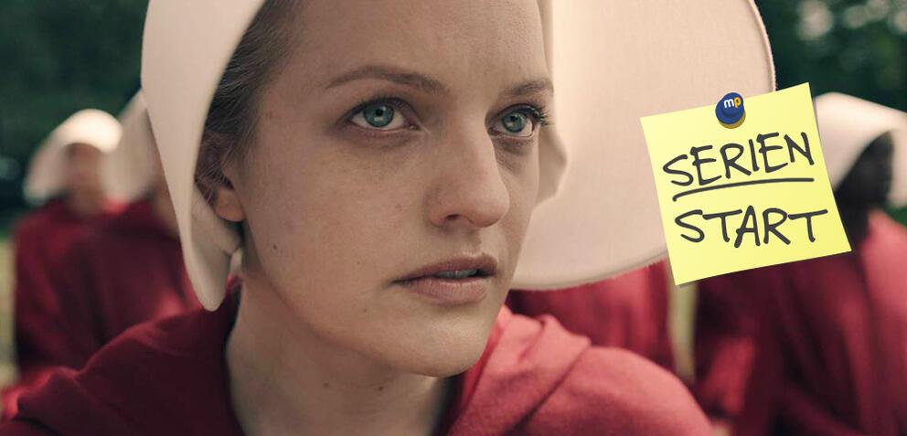 The Handmaid's Tale, Staffel 1: Elisabeth Moss
