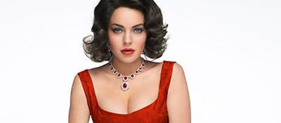 Lindsay Lohan als Liz Taylor