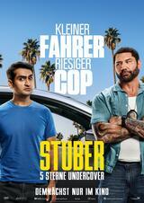 Stuber - Poster