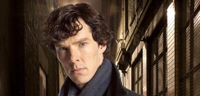 Benedict Cumberbatch als Sherlock