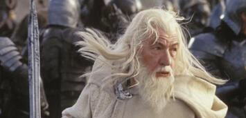 Bild zu:  Gandalf
