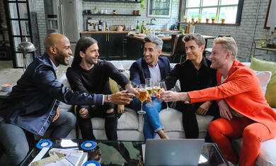 Queer Eye For The Straight Guy, Queer Eye For The Straight Guy - Staffel 1 - Bild 2