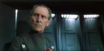 Peter Cushing in Star Wars