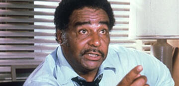 Bernie Hamilton als Harold C. Dobey in Starsky and Hutch