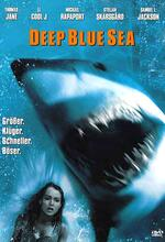 Deep Blue Sea Poster