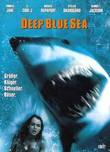 Deep Blue Sea - Poster