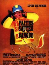 Balduin, der Geldschrankknacker - Poster