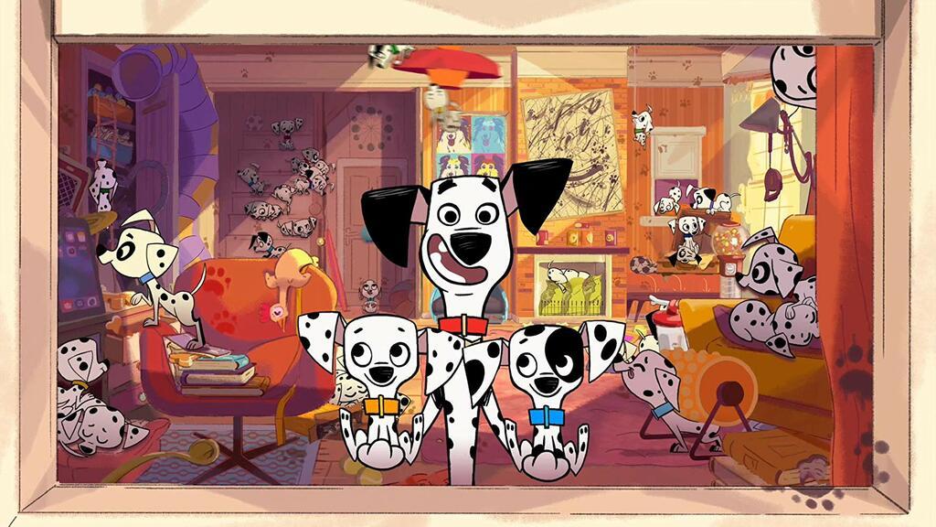 Das Haus der 101 Dalmatiner - Staffel 1