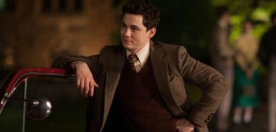 Logan Lerman in Indignation