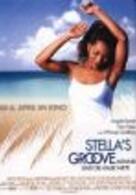 Stellas Groove: Männer sind die Halbe Miete