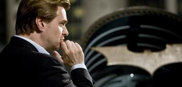 Bild zu:  Christopher Nolan am Set von The Dark Knight