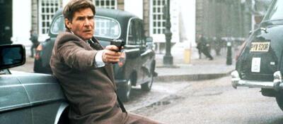 Harrison Ford als Jack Ryan in Die Stunde der Patrioten