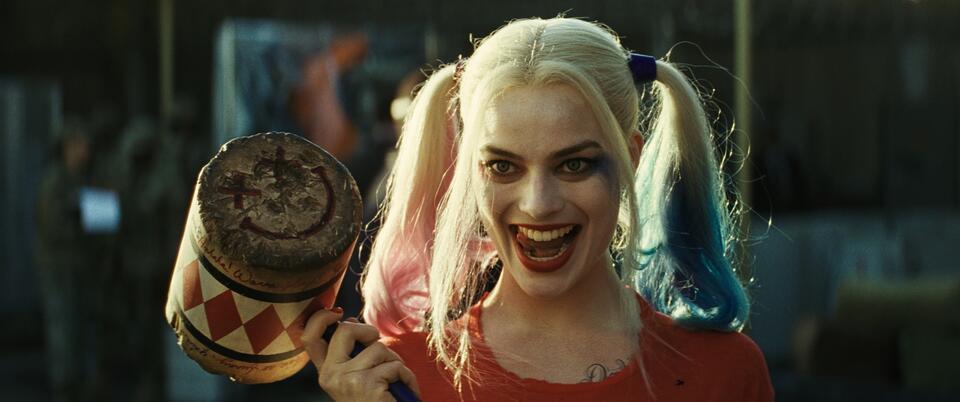 Suicide Squad mit Margot Robbie